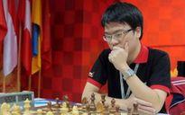 Quang Liêm lên hạng 31 thế giới