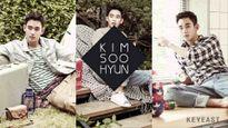 Kim Soo Hyun: Sao Hàn được yêu thích số 1 ở TQ