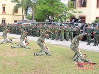 Bộ CHQS tỉnh: Tổng kết 10 năm thực hiện nhiệm vụ A2 và phòng chống khủng bố