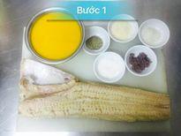 5 bước nấu món chả cá lăng ngon đúng điệu phố cổ