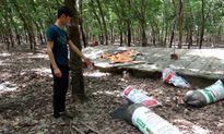 Trại nuôi lợn gây ô nhiễm giữa khu dân cư