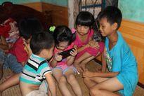 Loay hoay bảo vệ đôi mắt cho trẻ