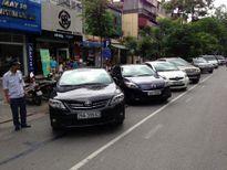 Hà Nội sắp thí điểm đỗ ô tô trong nội thành theo ngày chẵn - lẻ