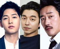 Song Joong Ki tuột ngôi diễn viên có sức mạnh thương hiệu cao nhất