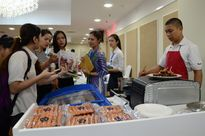 Tưng bừng tuần lễ nông sản an toàn Nam bộ tại Hà Nội