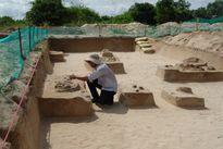 Bình Thuận: Phát hiện khu mộ táng có niên đại sớm hơn thời Sa Huỳnh
