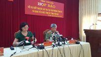 Thông tin chính thức vụ Bí thư tỉnh ủy Yên Bái bị bắn chết
