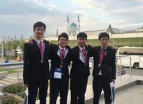 4/4 thí sinh Việt Nam dự thi Olympic Tin học quốc tế đều đoạt Huy chương