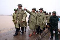 Phó Thủ tướng Vũ Đức Đam: 'Tuyệt đối không được lơ là chống bão số 3'