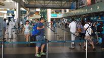 Hàng chục chuyến bay bị hủy, đổi lịch trình do bão số 3