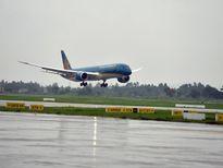 Vietnam Airlines hủy 10 chuyến bay do bão số 3