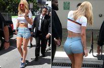 Sao Hollywood sexy vô đối nhờ quần short
