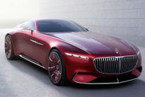 Mercedes-Benz giới thiệu Vision Mercedes-Maybach 6, concept chạy điện mang tính tương lai