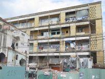 Quy định an toàn cháy tại dự án chung cư Cô Giang, quận 1,TP HCM