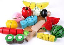Đồ chơi bằng gỗ có thực sự an toàn?
