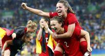 Hạ Thụy Điển, Đức giành HCV bóng đá nữ Olympic 2016