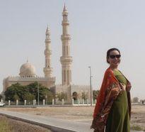 Nữ hoàng Kim Chi choáng ngợp với độ giàu có của Dubai