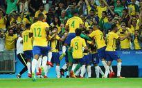 Loạt penalty cân não đưa Brazil lên đỉnh Olympic