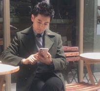 HOT: Lâm Chí Dĩnh khoe ảnh trên tay iPhone 7 Plus