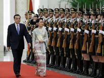 Trung Quốc với nước cờ Myanma