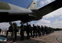 TQ xây căn cứ quân sự đầu tiên ở nước ngoài, cách cơ sở Mỹ chỉ 13km