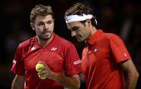 BXH tennis 22/8: Wawrinka soán ngôi Federer, Hoàng Nam vọt tiến