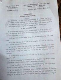 Cần làm sáng tỏ các vi phạm nghiêm trọng về tài chính tại Trường THCS Ba Đình