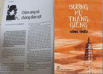 Hai tiểu thuyết 'Chim ưng và chàng đan sọt' và 'Sương mù tháng Giêng': Cuốn nào 'đạo' cuốn nào?