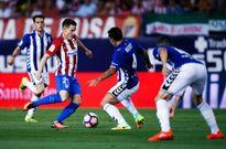 Atletico Madrid 1-1 Alaves: Ngày ra quân thất vọng