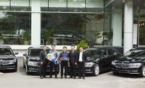 20 chiếc 730Li và 520i gia nhập xe dịch vụ của Five Stars Limousine SG