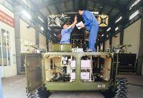 Việt Nam tự nâng cấp hệ thống Strela-10M