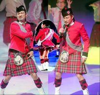 Những màn khoe thân kỳ dị trên sân khấu của sao Hoa