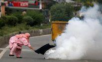 Loạt ảnh nóng về căng thẳng ở khu vực Kashmir
