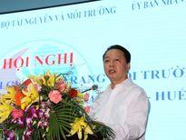 Công bố kết quả đánh giá hiện trạng môi trường biển các tỉnh từ Hà Tĩnh đến Thừa Thiên Huế