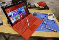 Microsoft sẽ sửa lỗi pin của Surface Pro 3 qua phần mềm