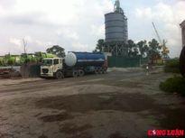 Tiếp bài,Hà Nội: Hàng loạt trạm bê tông không phép nằm trong cảng Khuyến Lương: Lãnh đạo cảng Khuyến Lương 'bật đèn xanh' cho doanh nghiệp vi phạm?