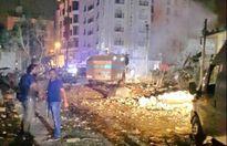 Đánh bom xe vào đồn công an Thổ Nhĩ Kỳ khiến trên 40 người thương vong
