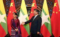 Ba vấn đề trong chuyến thăm Trung Quốc của bà Suu Kyi