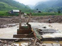 'Phu vàng' bỏ chạy sau trận lũ quét kinh hoàng tại bãi vàng Ma Sa Phìn-Lào Cai