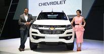 """Chevrolet nâng cấp Traiblazer """"đọ sức"""" cùng Toyota Fortuner"""