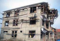 Vĩnh phúc: Nỗi lo mất an toàn lao động trong xây dựng công trình dân dụng