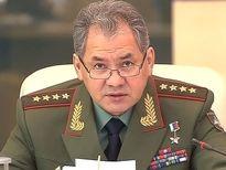 Ukraina truy nã và đòi bắt giữ Bộ trưởng Quốc phòng Nga