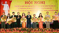 10 tập thể, cá nhân tỉnh Lâm Đồng được tặng Bằng khen của Thủ tướng