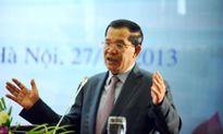 Campuchia làm đường dọc biên giới với Việt Nam