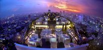 Những khách sạn có tầng mái ấn tượng nhất thế giới