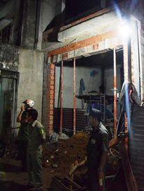 TP HCM: Một thợ xây tử vong bất thường tại công trình xây dựng