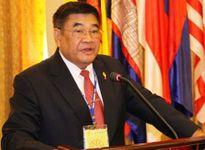 Campuchia lại chuẩn bị gạt Biển Đông khỏi ASEAN