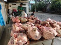 Rau 'bẩn', thịt 'độc' bủa vây mâm cơm hàng ngày