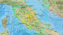 Động đất rung chuyển Italia, ít nhất 6 người thiệt mạng