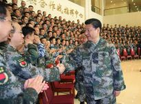 Trung Quốc muốn học theo Mỹ tổ chức lại lực lượng bộ binh